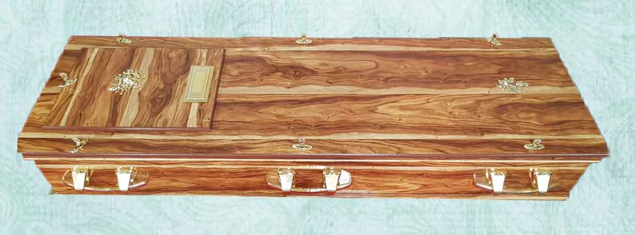 Coffins and caskets - Sonja Smith Funeral Group
