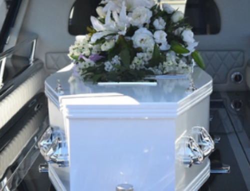 To bury or to cremate? How to say goodbye to a loved one.