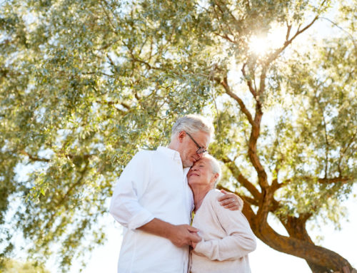 Elderly Parents And Dementia